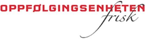 Oppfølgingsenheten Frisk logo