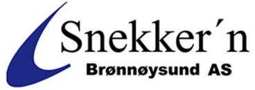 Snekkern Brønnøysund AS logo