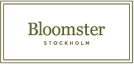 Bloomster Stockholm logo