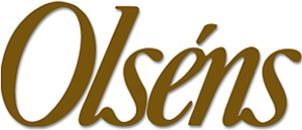 Olséns Mode logo