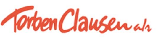 Torben Clausen a/s logo