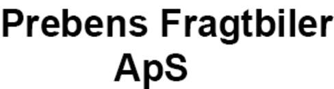 Prebens Fragtbiler ApS logo