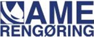 AME Rengøring ApS logo
