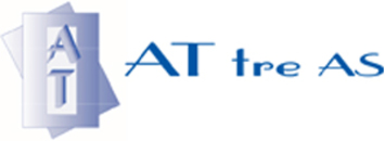 At tre AS logo