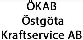 ÖKAB, Östgöta Kraftservice AB logo