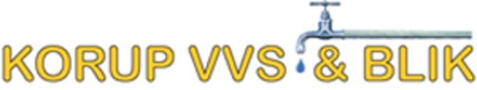 Korup VVS & Blik logo