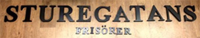 Handelsbolaget Sturegatans Frisörer logo