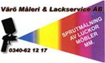 Värö Måleri & Lackservice AB logo