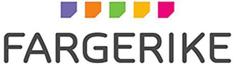 Fargerike Teppesalongen logo