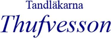 Tandläkarna Thufvesson logo