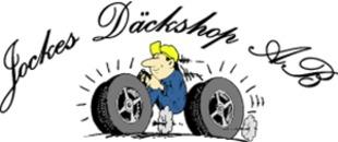 Jockes Däckshop logo