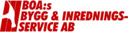 Boas Bygg & Inredningsservice AB logo