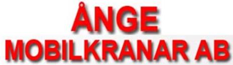 Ånge Mobilkranar AB logo