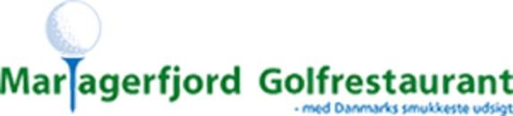 Mariagerfjord Golfrestaurant logo