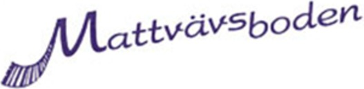 Mattvävsboden logo