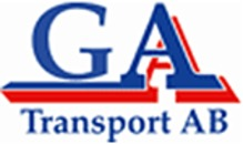 G A Transport AB logo