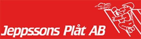 Jeppssons Plåtslageri logo