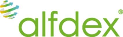 Alfdex AB logo