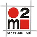 M2 Ytskikt AB logo
