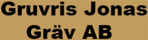 Gruvris Jonas Gräv AB logo