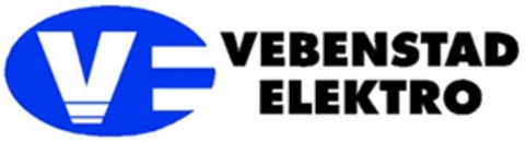 Vebenstad Elektro AS logo