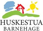 Huskestua barnehage logo