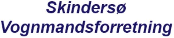 Skindersø Vognmandsforretning logo