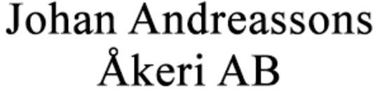 Andreassons Åkeri AB, Johan logo