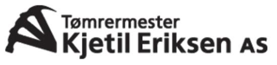 Tømmermester Kjetil Eriksen AS logo