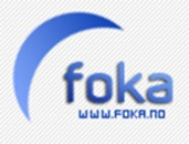 Foka Entreprenør AS logo