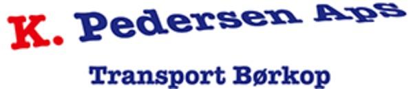 K. Pedersen ApS logo