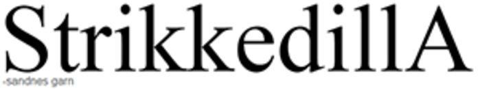 Nye Strikkedilla AS logo