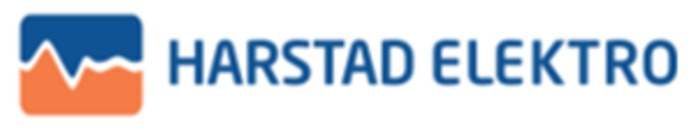 Harstad Elektro AS logo