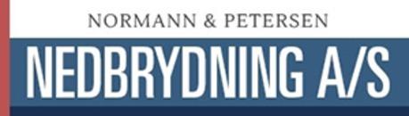Normann & Petersen Nedbrydning A/S logo