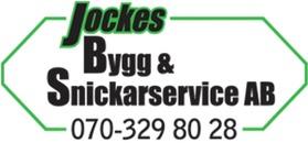 Jockes Bygg & Snickarservice AB logo