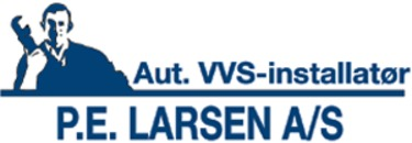 P.E. Larsen A/S logo