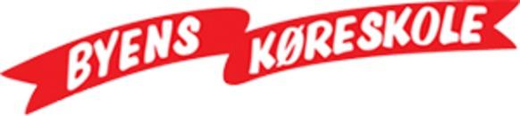 Byens Køreskole A/S, Næstved logo