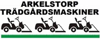 Arkelstorp Trädgårdsmaskiner logo