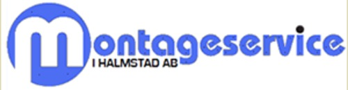 Montageservice i Halmstad AB logo