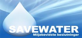 Savewater logo