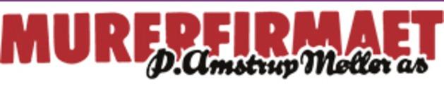 Murerfirmaet P. Amstrup Møller A/S Holstebro logo