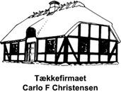 Tækkefirmaet Carlo F. Christensen ApS logo