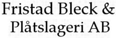 Fristads Bleck- & Plåtslageri, AB logo