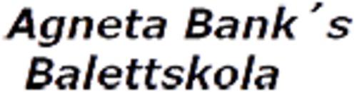 Agneta Bank's Balettskola logo