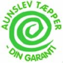 Aunslev Tæppe- og Gulvbelægning logo