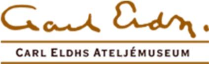 Carl Eldhs Ateljémuseum logo