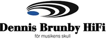 Dennis Brunby HiFi AB logo
