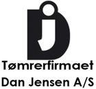 Tømrerfirmaet Dan Jensen A/S logo