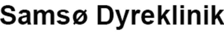 Samsø Dyreklinik logo