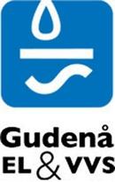 Gudenå El og VVS ApS logo